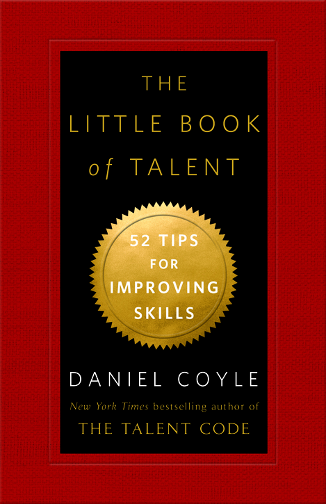 the talent code The traditional view is that talent is innate - you've either got it or you haven't but in the talent code, award-winning journalist daniel coyle reveals that the reality is very different.